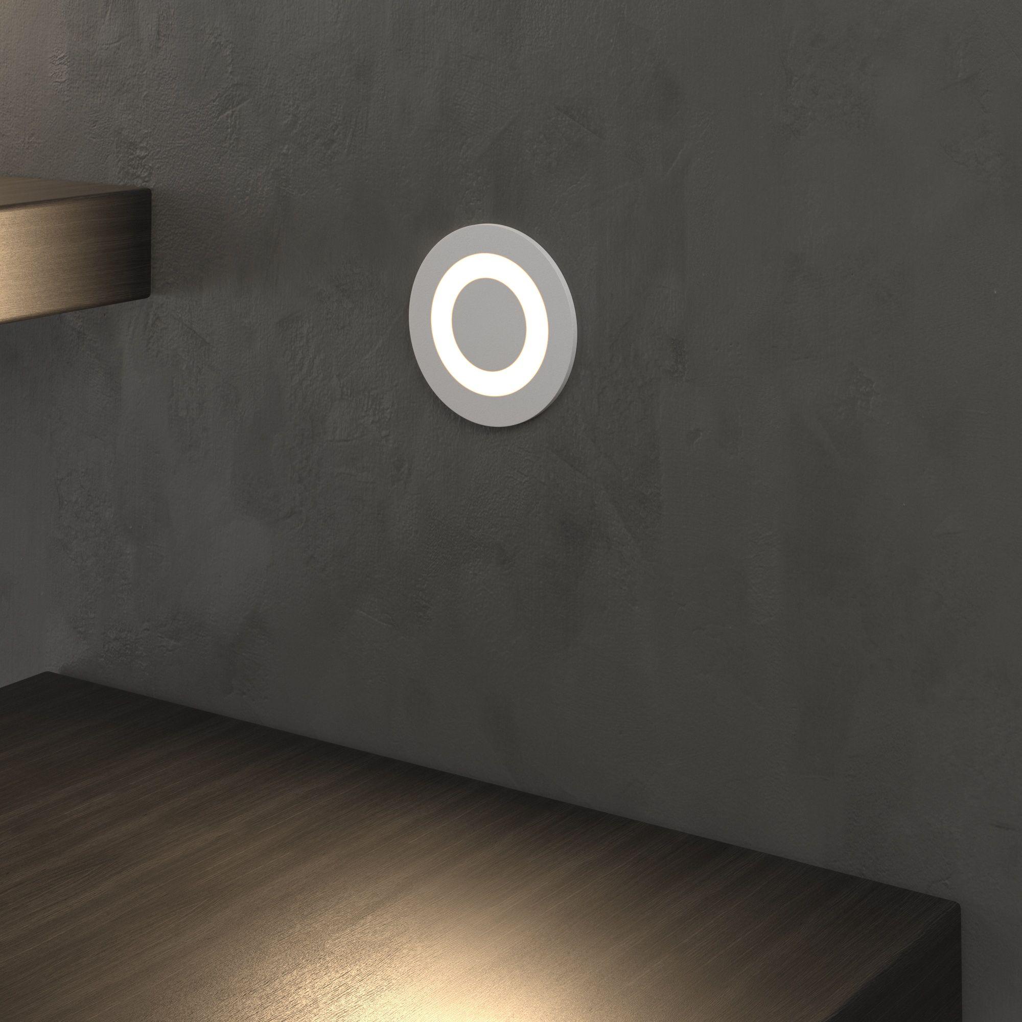 Подсветка для лестниц и дорожек MRL LED 1107 белый
