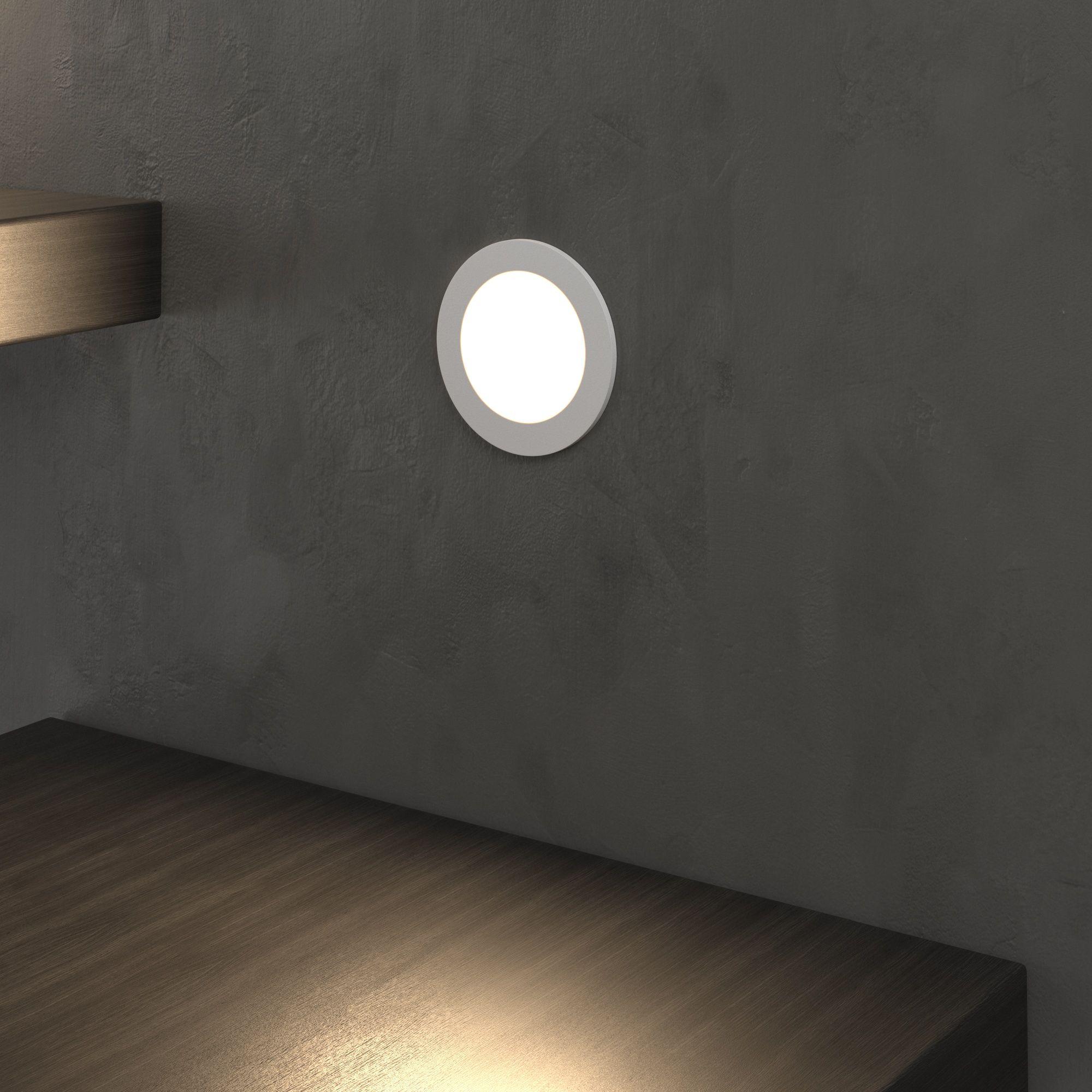 Подсветка для лестниц и дорожек MRL LED 1108 белый