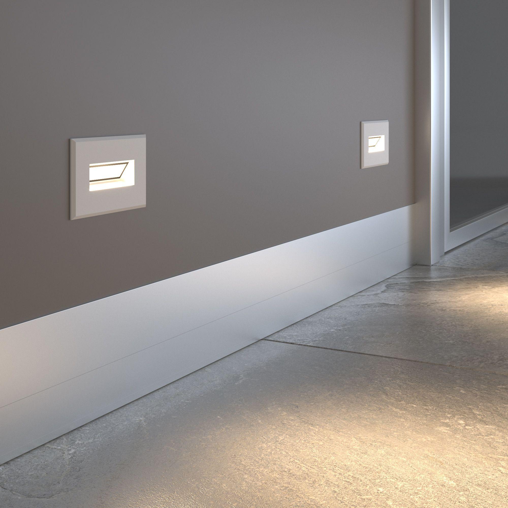 Подсветка для лестниц MRL LED 1109 белый