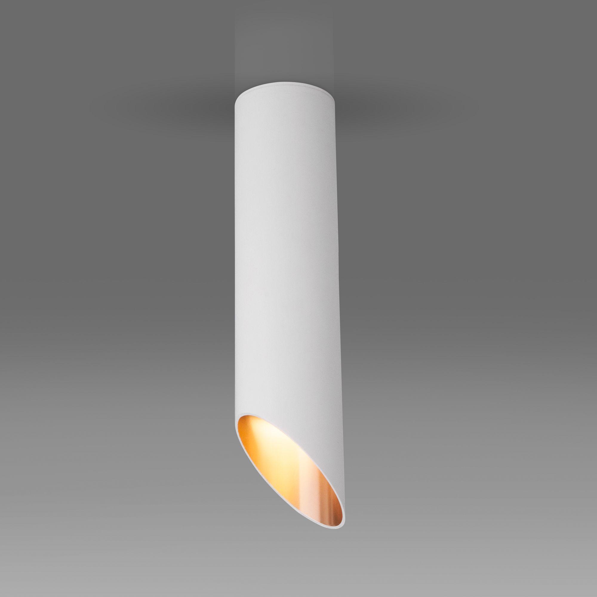 Накладной акцентный светильник DLN115 GU10