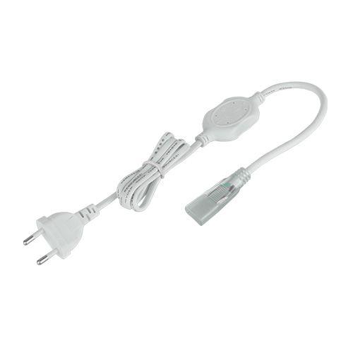 Сетевой шнур для светодиодной ленты 220V 5050 IP20 a033793