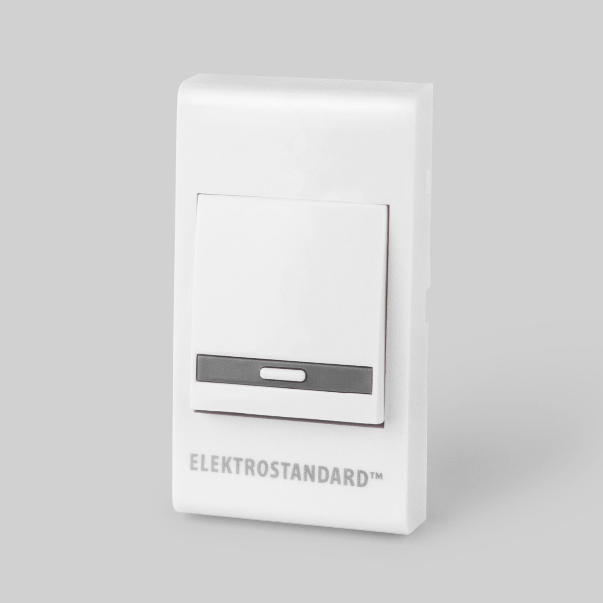 Кнопка для проводного звонка DBB03WM Белый DBB03WM