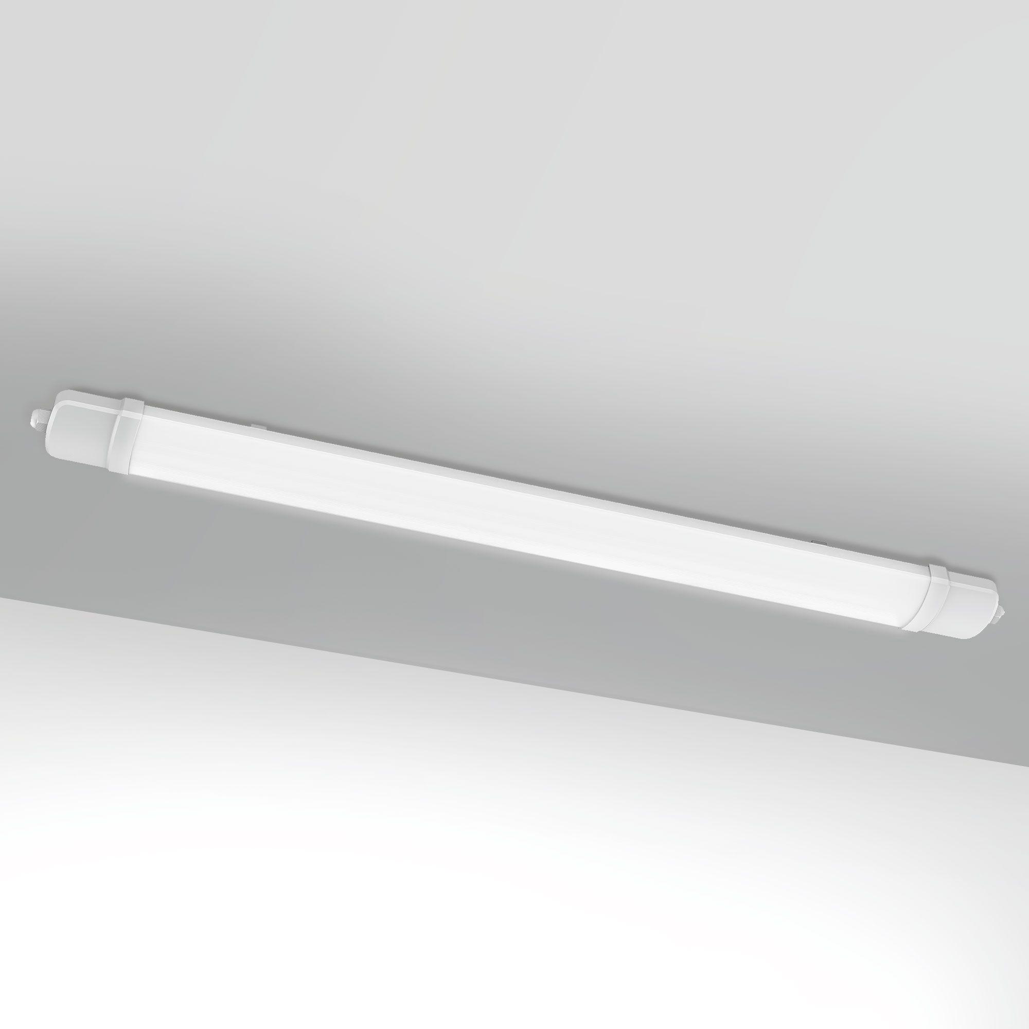 Пылевлагозащищенный светодиодный светильник 36Вт 6500К LTB71 белый