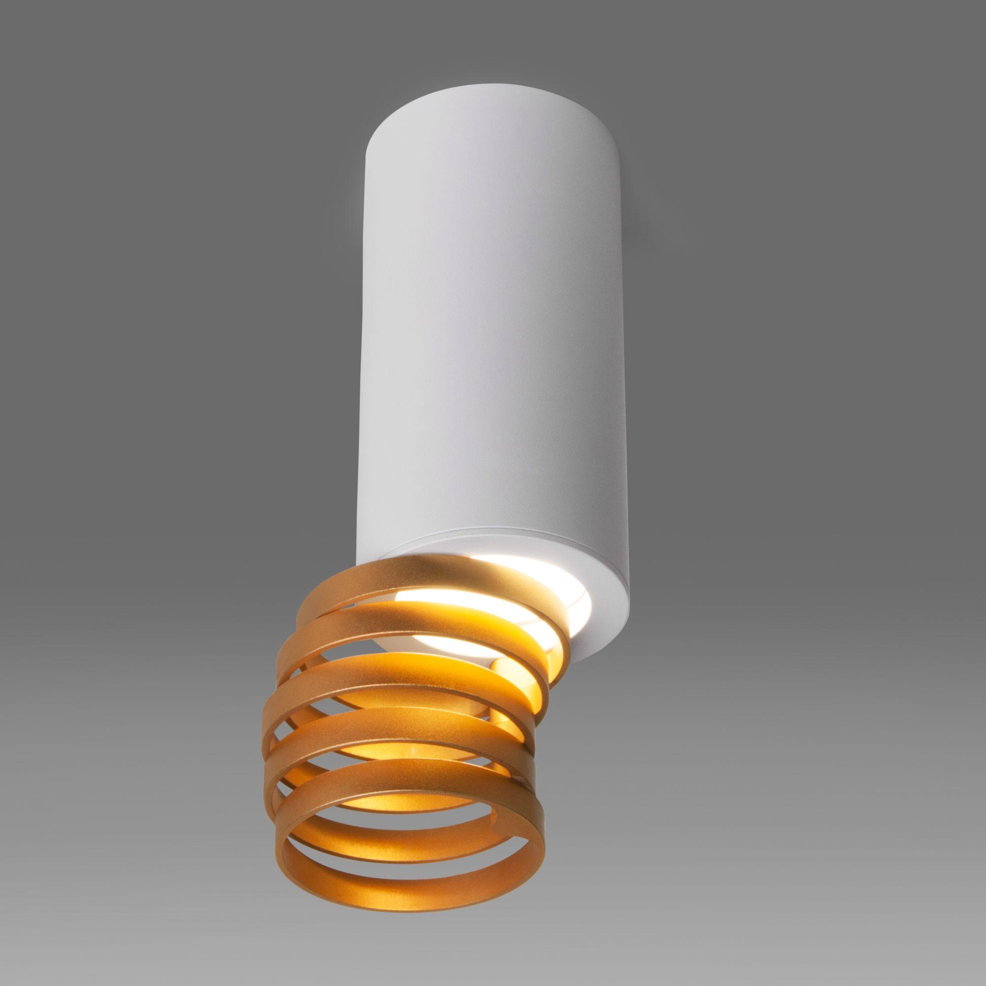 Накладной акцентный  светильник DLN102 GU10
