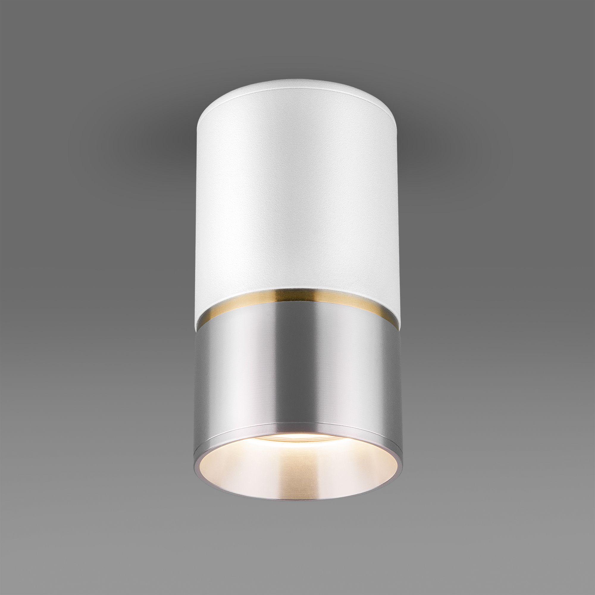 Накладной акцентный светильник DLN106 GU10