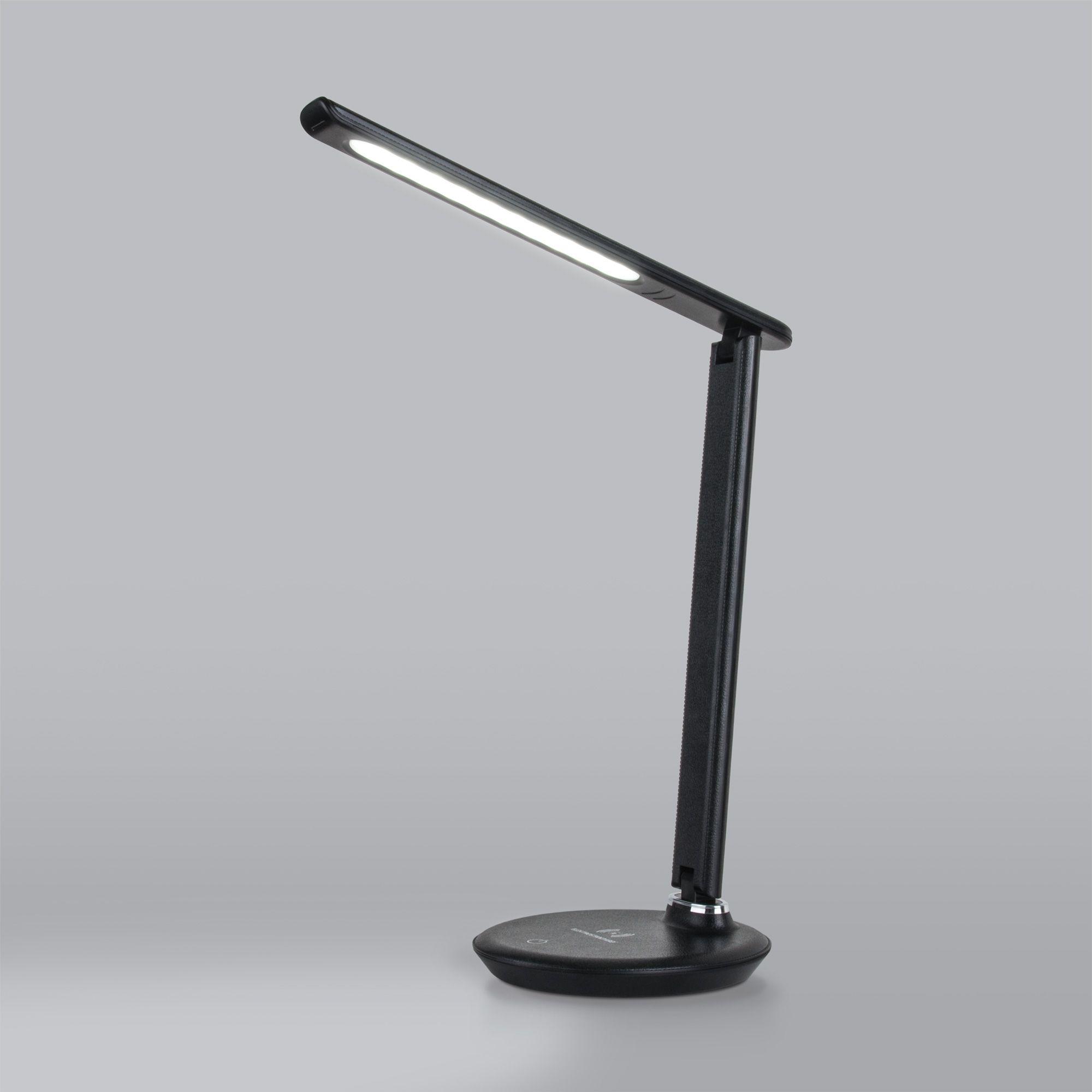 Настольный светодиодный светильник Brava черный TL90530