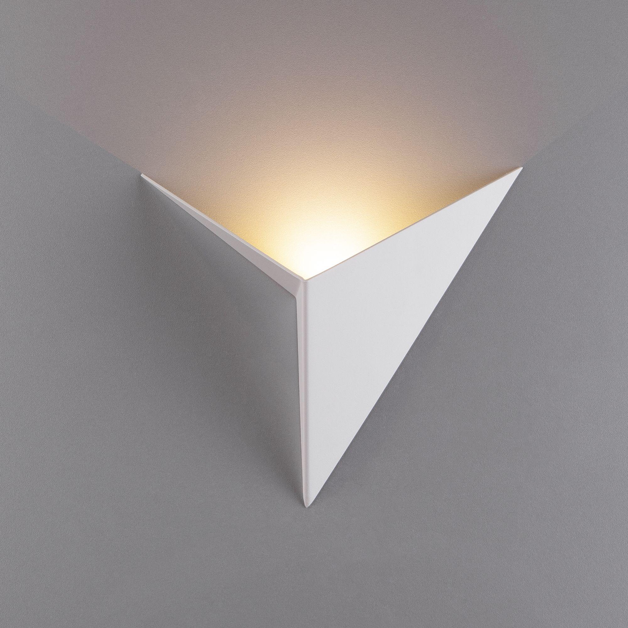 Настенный светодиодный светильник Parete LED MRL LED 3W 1008 IP20 белый