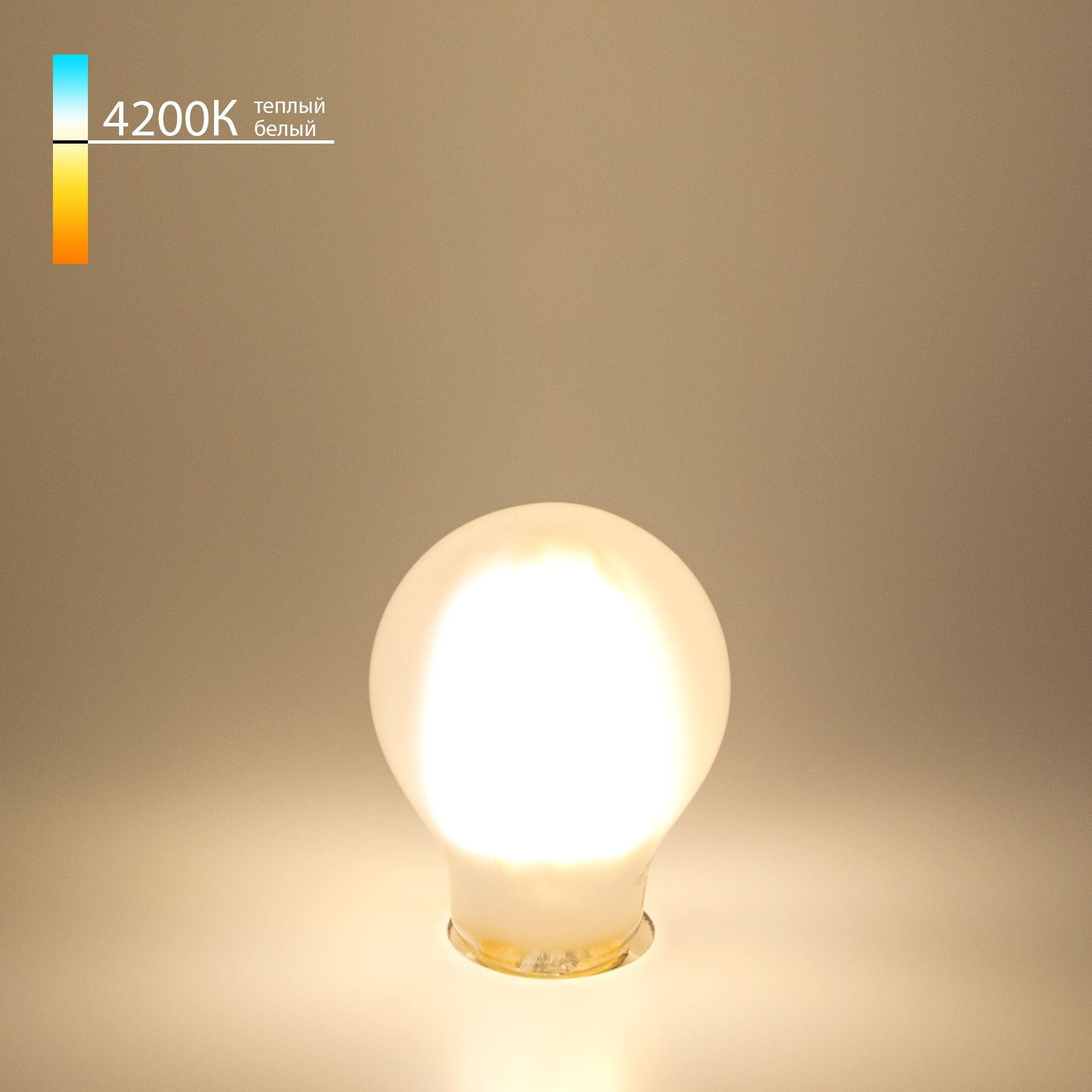 Филаментная светодиодная лампа A60 12W 4200K E27 Classic LED 12W 4200K E27