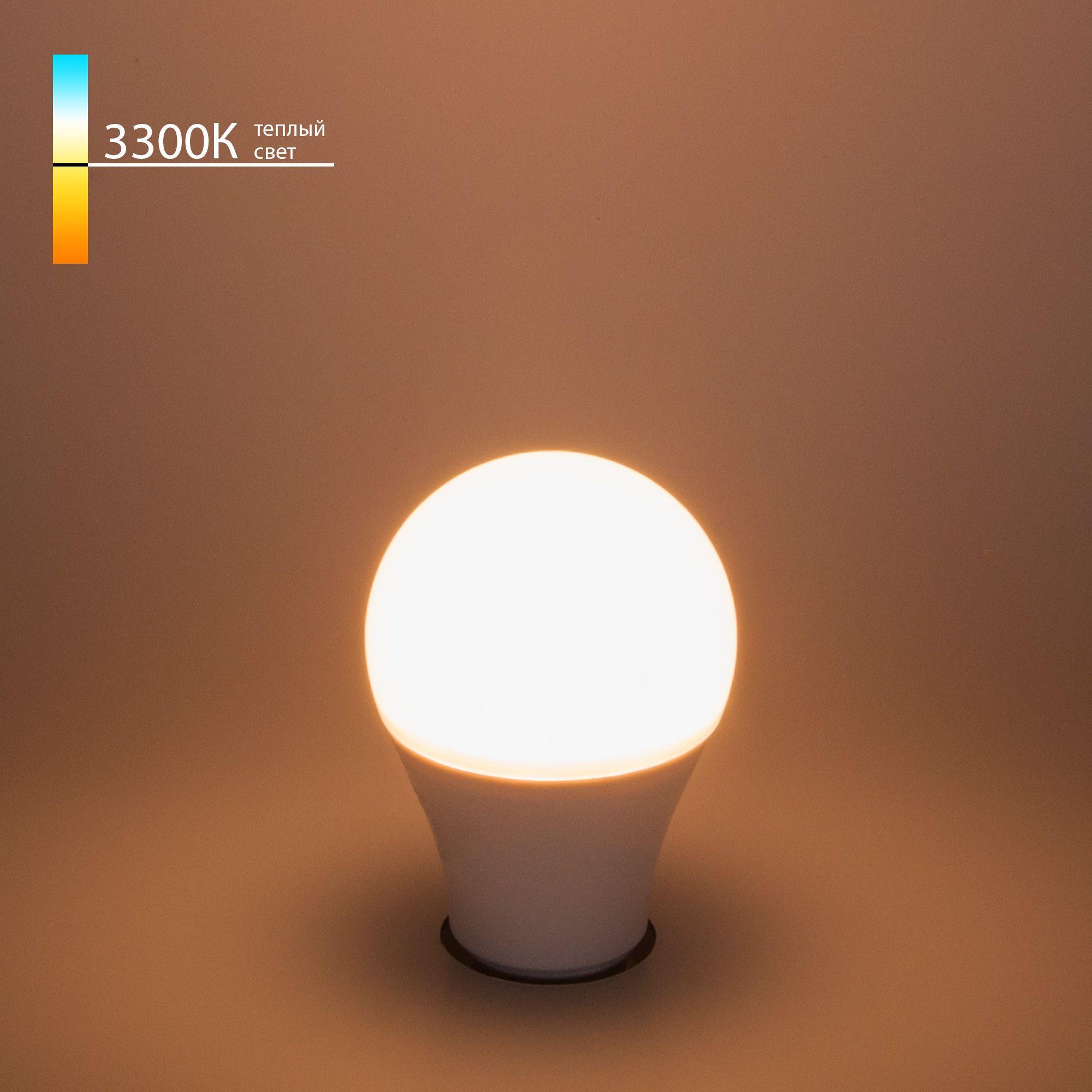 Светодиодная лампа Classic LED D 10W 3300K E27