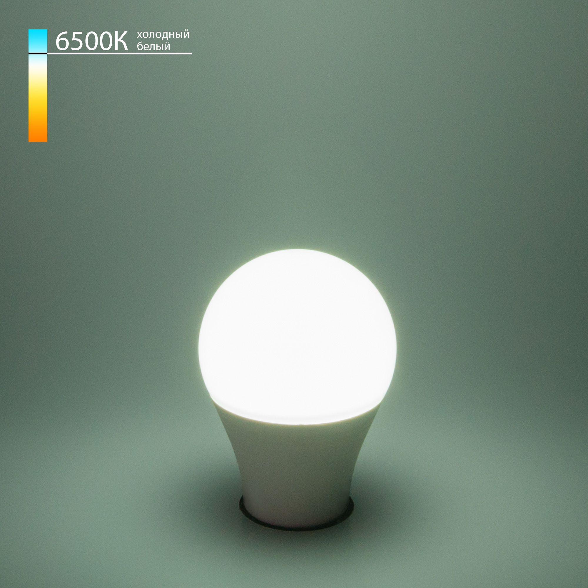 Светодиодная лампа Classic LED D 10W 6500K E27