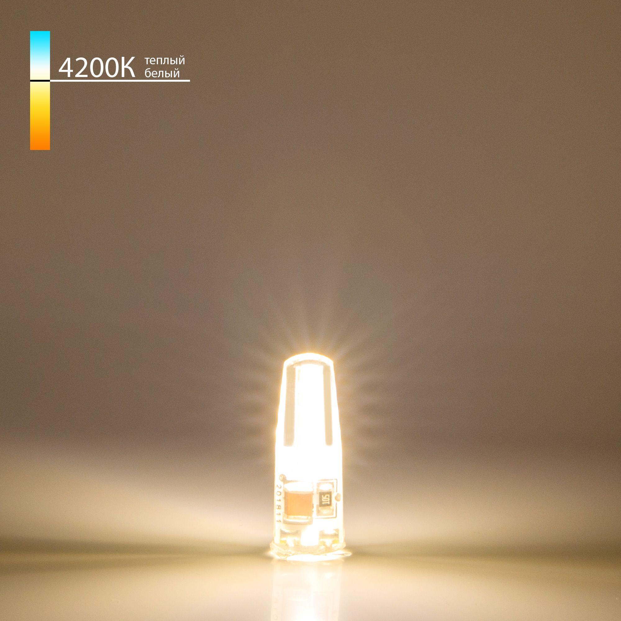 Светодиодная лампа G4 LED BL124 3W 220V 360 4200K
