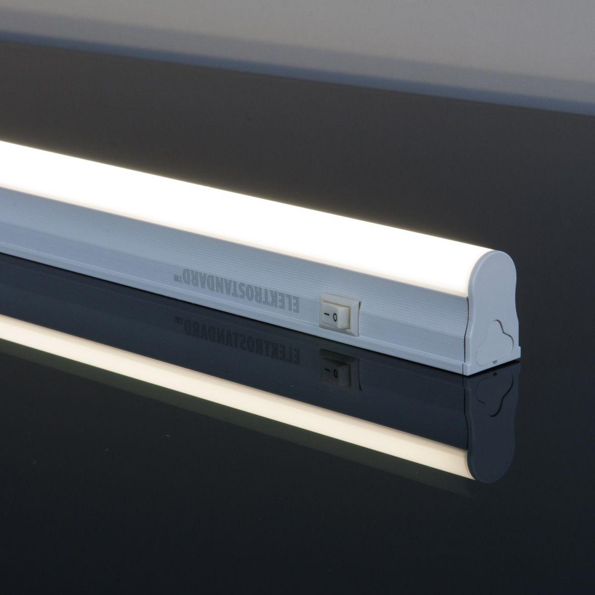 Светодиодный светильник LedStickТ5 9Вт4200К 60см LST01 9W 50K