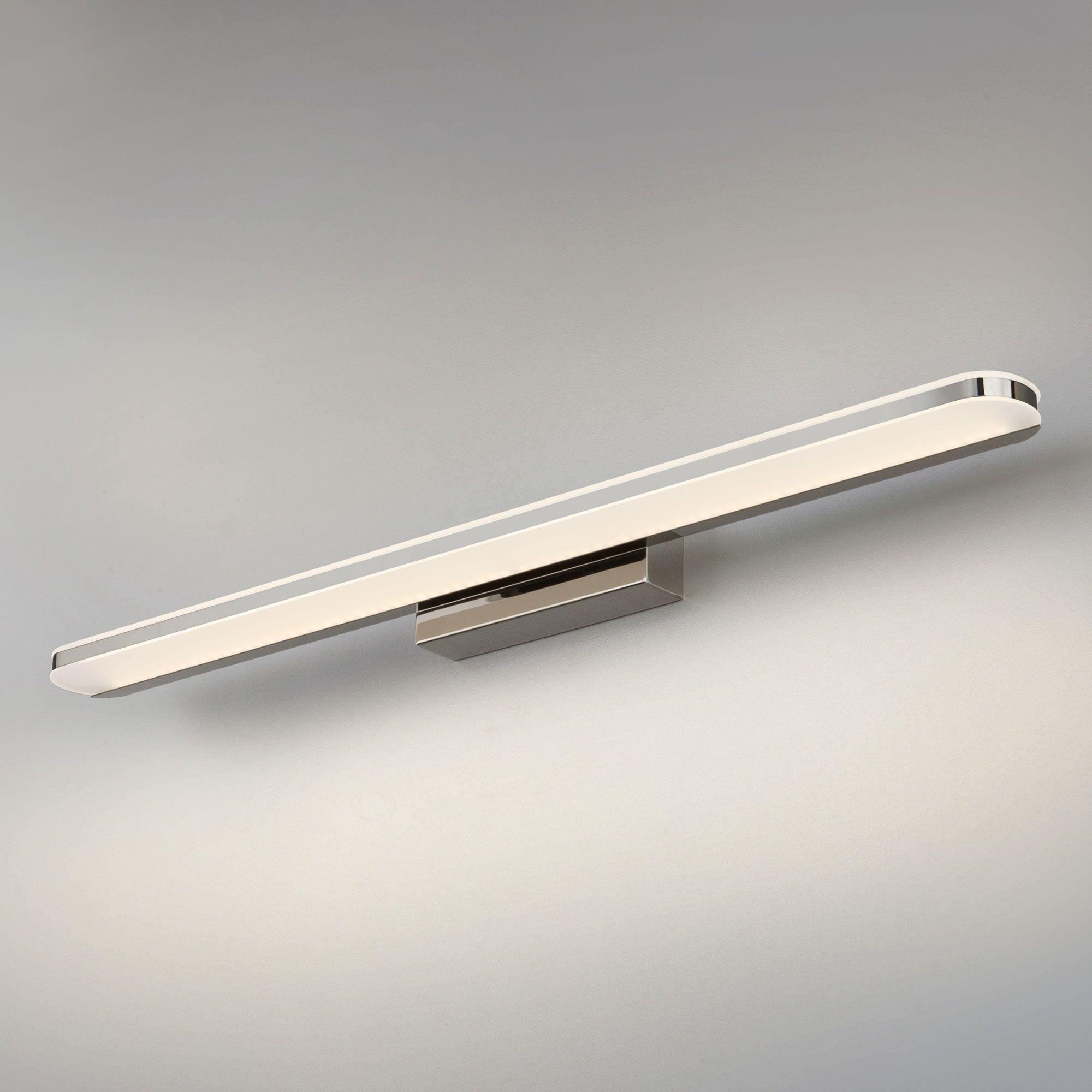 Настенный светодиодный светильник Tersa LED MRL LED 1080 хром