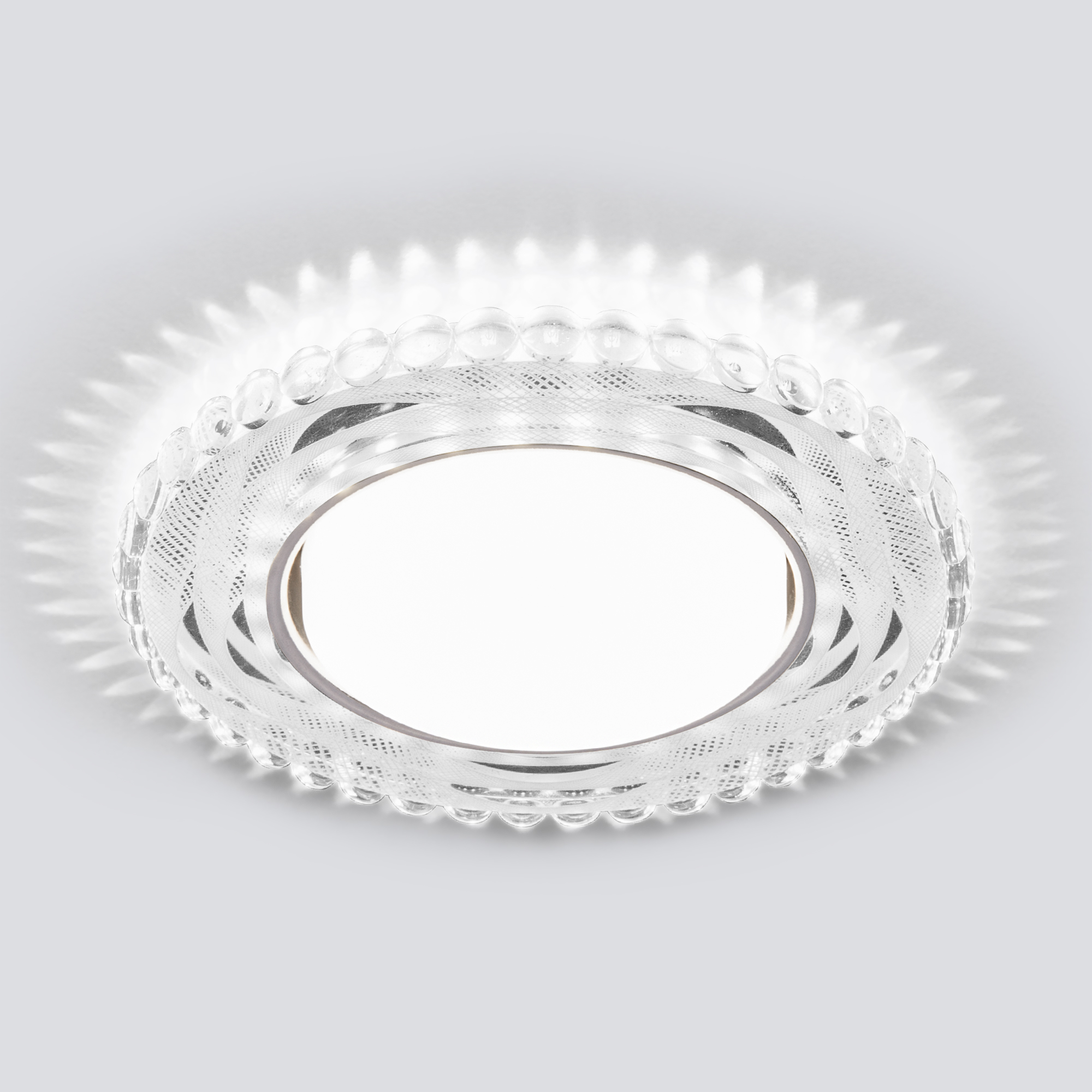Точечный светильник с LED подсветкой 3036 GX53
