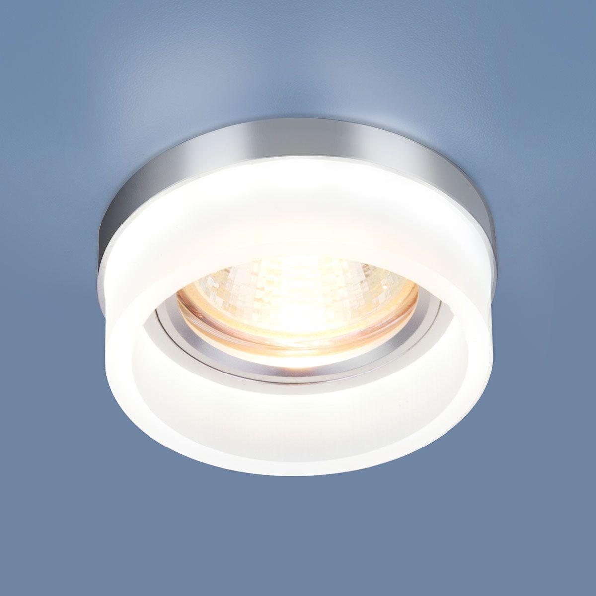 Точечный светодиодный светильник 2205 MR16 MT матовый