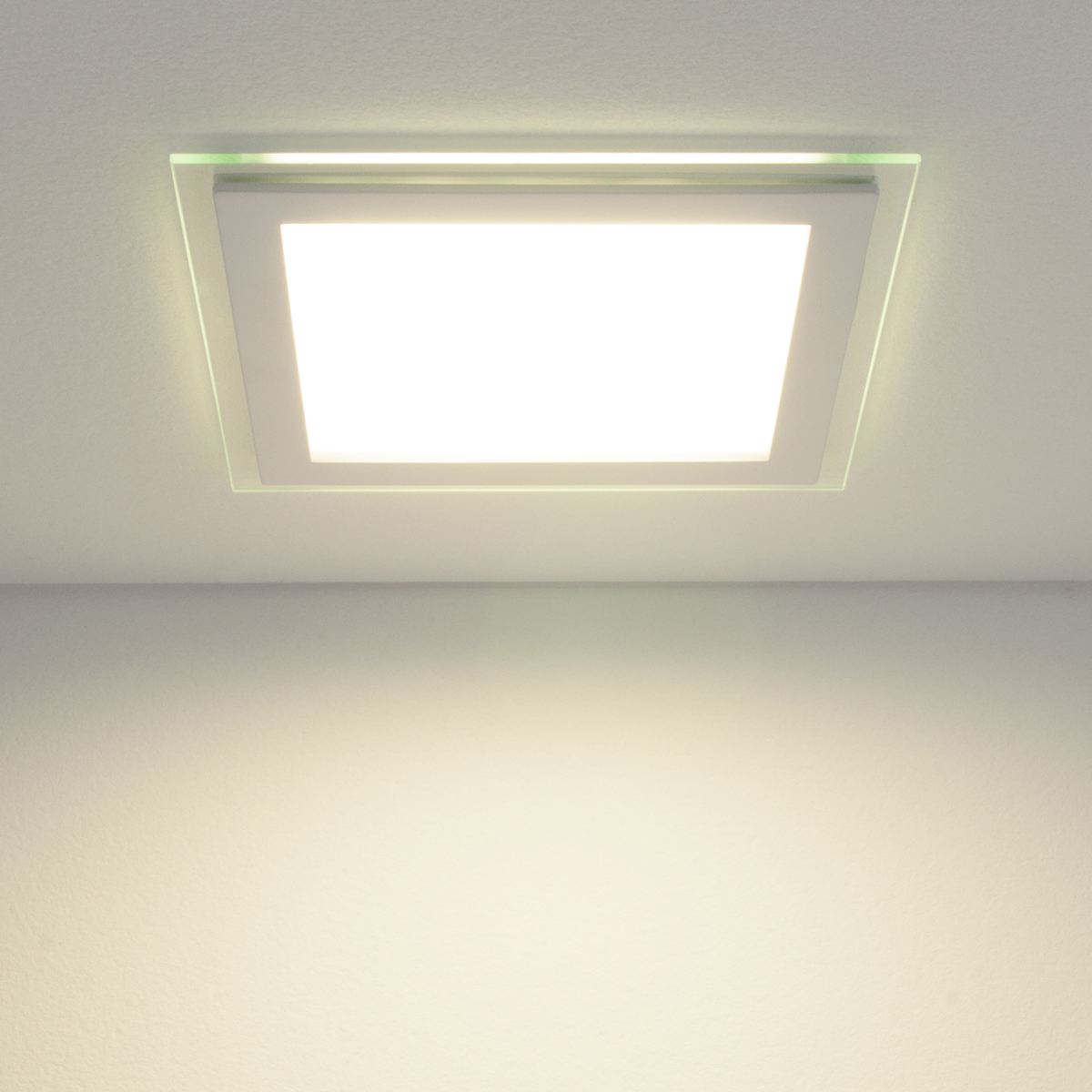 Встраиваемый светодиодный светильник DLKS200 18W 4200K белый