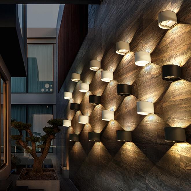 Лампы светодиодные для уличного освещения и области